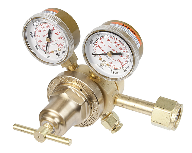 VTS 250 Series Two Stage Cylinder Regulator