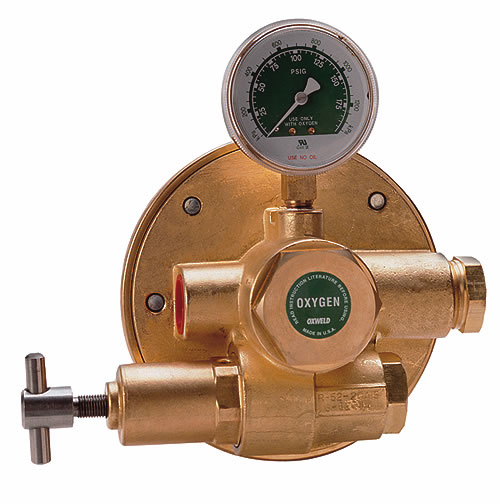 Oxweld High Capacity Industrial Gas Regulators