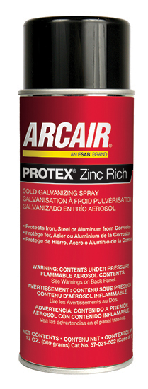 Protex® Zinc Rich Cold Galvanizing