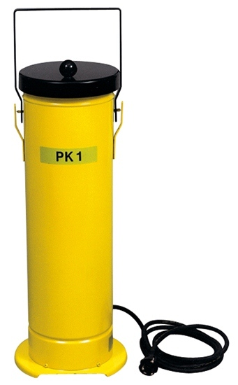 PK 1 dry-storage container