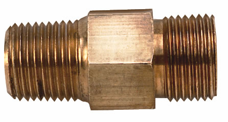 Pipe Thread to Regulator Connection CGA 540/555