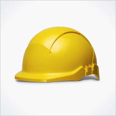 Hard hat for New-Tech