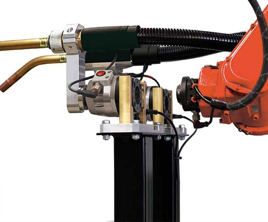 Aristo RT Tool Exchanger