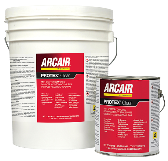 Protex® Clear Anti-Spatter