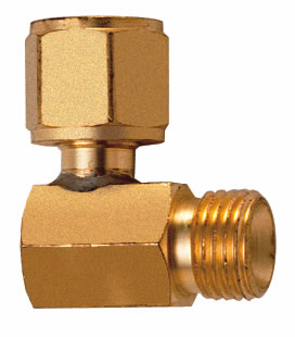 Hose to Hose Connection (90 DEG)