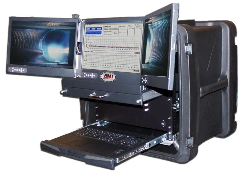 Model 802 Data Acquisition Sys Digital