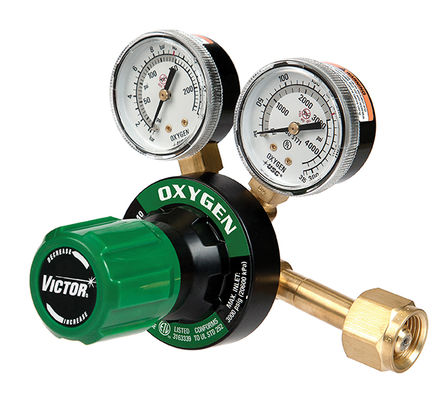 G Series Cylinder Regulator