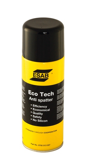 ESAB Eco-Tech anti spatter spray