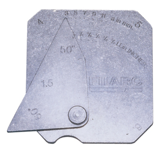 Filarc fillet gauge