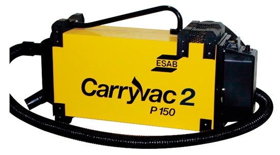 Carryvac 2 Portable Smoke Extractor